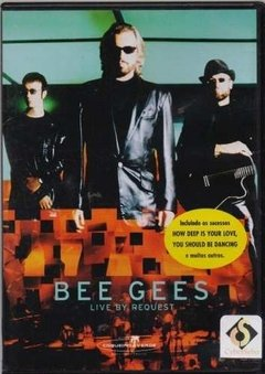Dvd Bee Gees Live By Request (55)