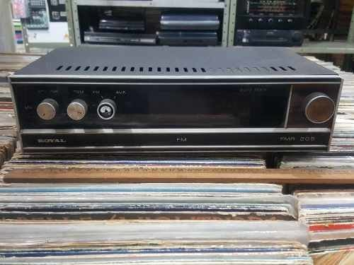 Receiver Marca Royal Modelo Fm 205