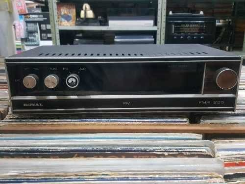 Receiver Marca Royal Modelo Fm 205 na internet