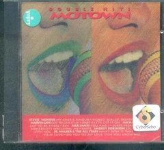 Cd Double Hits - Motown (32)
