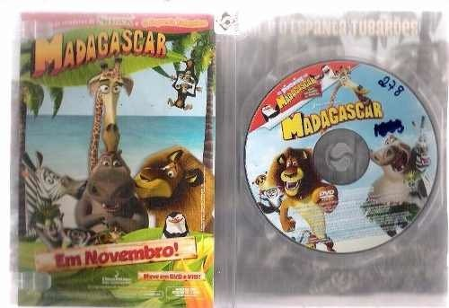 Dvd Madagascar - (41) na internet