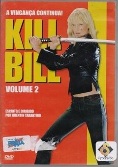Dvd Kill Bill - Volume 2- (40)
