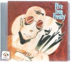 Cd Five Iron Frenzy - Our Newest Album Ever! (35)