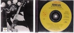 Cd Freddie King - The Texas Cannonball - Importado (35) na internet