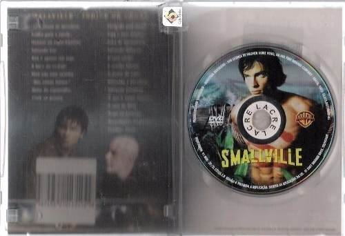 Dvd  - Smallville - (86) na internet