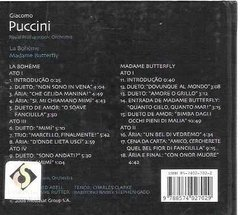 Cd Giacomo Puccini N° 27 - Royal Philharmonic Orchestra (32) - comprar online