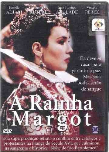 Dvd  - A Rainha Margot- (86)