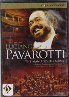 Dvd The Best Of Luciano Pavarotti The Man And His Music (50)