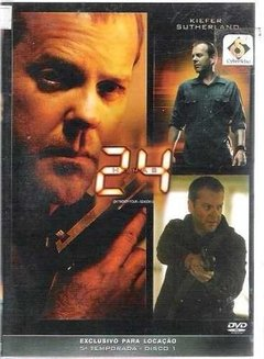 Dvd 24 Horas - 5ª Temporada - Disco 1 - (48)