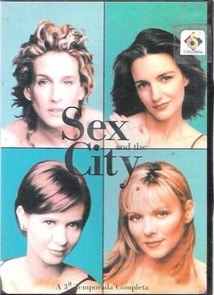 Dvd Sex And The City - A 3ª Temporada - Disco 3 - (40)