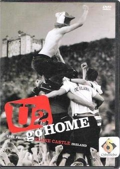 Dvd U2 Go Home Live From Slane Castle Ireland (44)