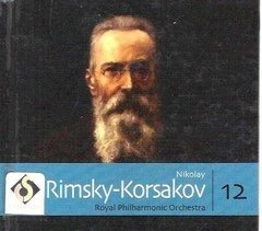 Cd Rimsky-korsako N° 12 - Royal Philharmonic Orchestra (32)