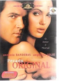 Dvd Pecado Original - (76)