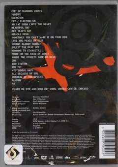 Dvd U2 Vertigo 05 Live From Chicago (45) - comprar online