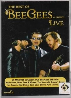 Dvd The Best Of Bee Gees E Friends Live (55)