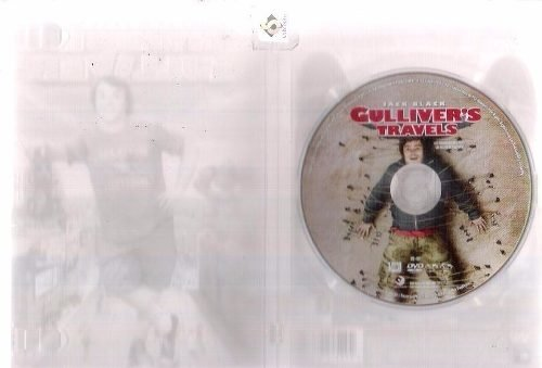 Dvd As Viagens De Gulliver - (40) na internet