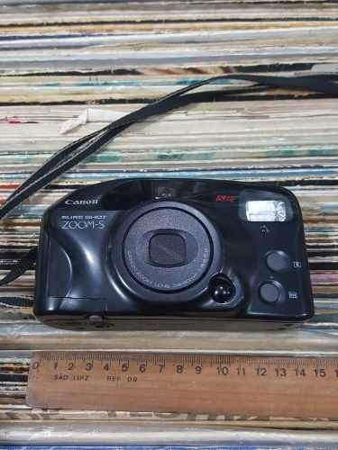 Camera Analogica Marca Canon Modelo Sure Shot Zoom S