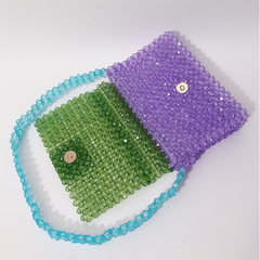 MINI LAVENDER SHOULDER BAG na internet