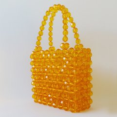 NAOMI HONEY BEADED BAG na internet