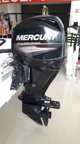 60hp 4t mercury 2018