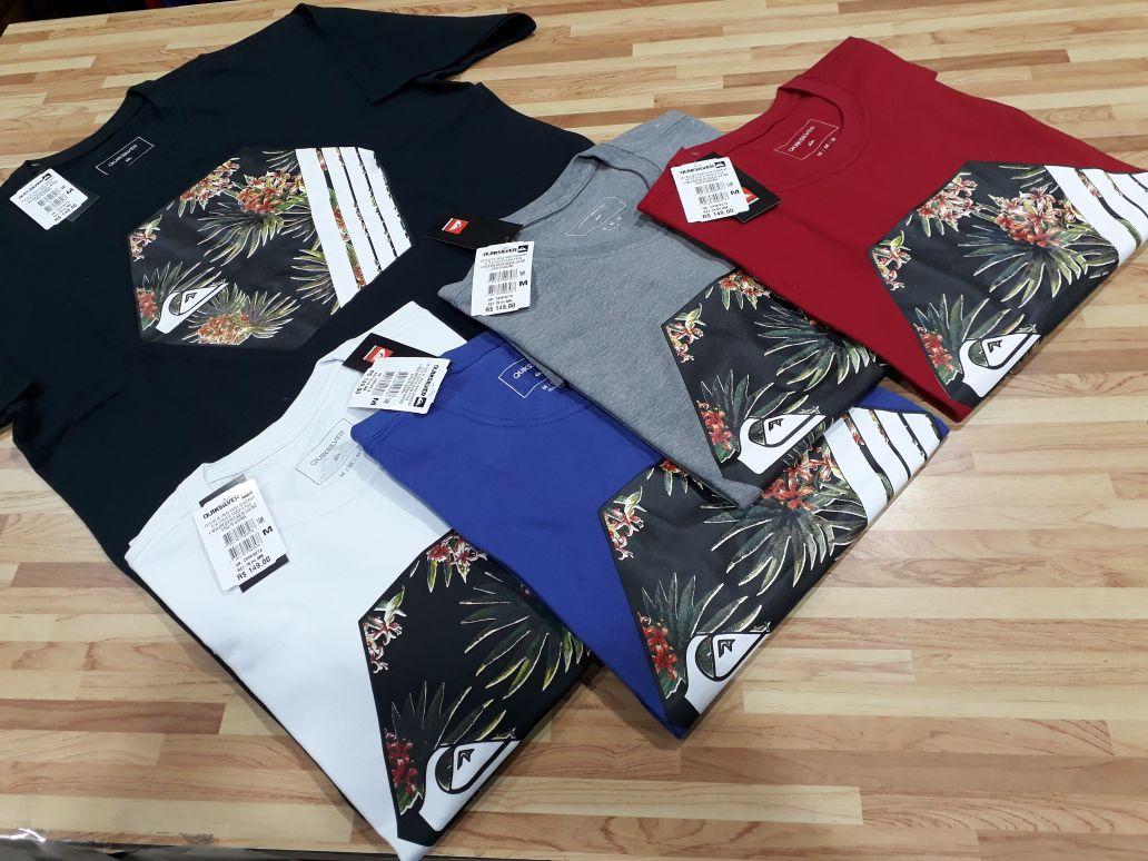 a2748eaf2f Camisetas Marca Surf 50 Peças Atacado Revenda