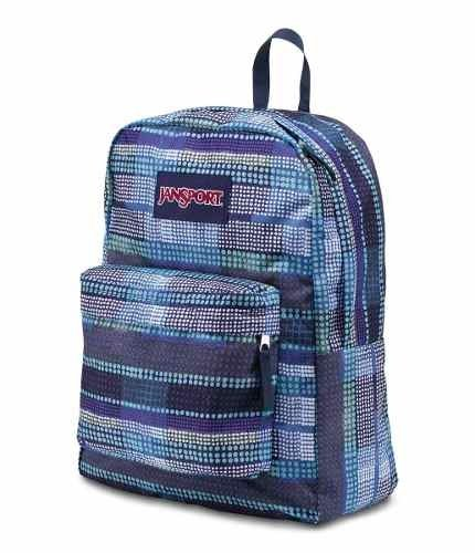 Mochila Jansport Superbreak Multi Dotty Stripe Js00 T501-0jf - comprar online