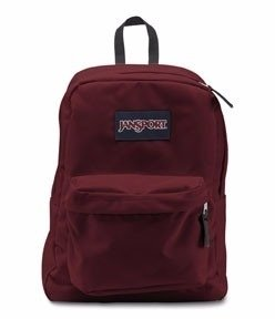 Mochila Jansport Superbreak Viking Red Js00 T501-9fl