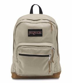 Mochila Jansport Right Pack Desert Beige Js00 Typ7-9ru