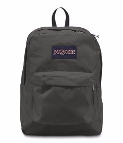 Mochila Jansport Superbreak Forge Grey Js00 T5016xd