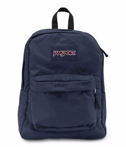 Mochila Jansport Superbreak Navy Js00 T501 003