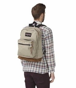 Mochila Jansport Right Pack Desert Beige Js00 Typ7-9ru en internet