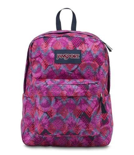 Mochila Jansport Superbreak Multi Diamond Arrows Js00t5010je