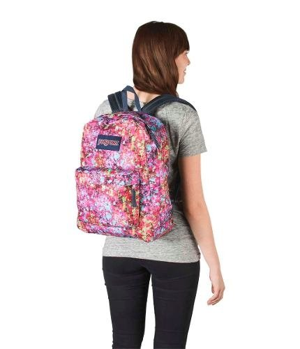Mochila Jansport Superbreak Multi F Explosion Js00 T5010ue - JanSport Argentina