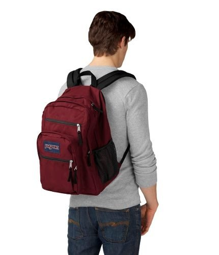 Mochila Jansport Big Student Viking Red Js00 Tdn7-9fl - JanSport Argentina