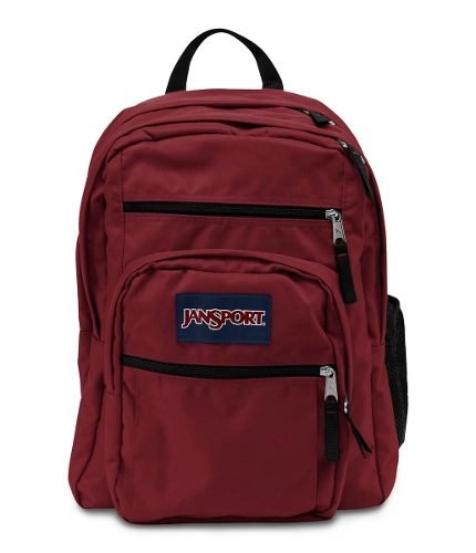 Mochila Jansport Big Student Viking Red Js00 Tdn7-9fl