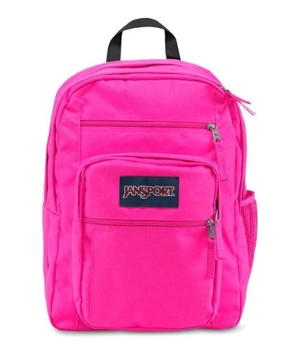 Mochila Jansport Big Student Ultra Pink Js00 Tdn7-0r4