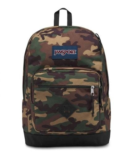 Mochila Jansport City Scout Surplus Camo Js00 T29a-4j9