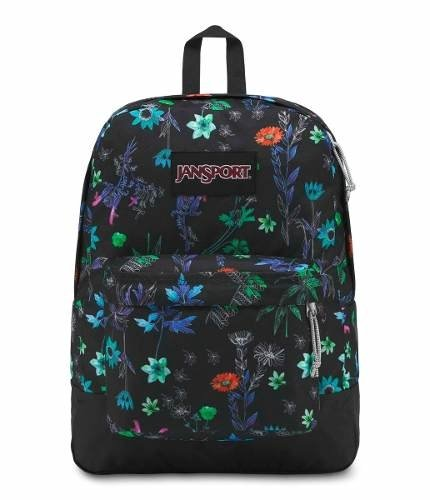 Mochila Jansport  Black Label Sb Ghost Garden Js00t60g-4d3