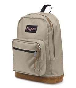 Mochila Jansport Right Pack Desert Beige Js00 Typ7-9ru - JanSport Argentina