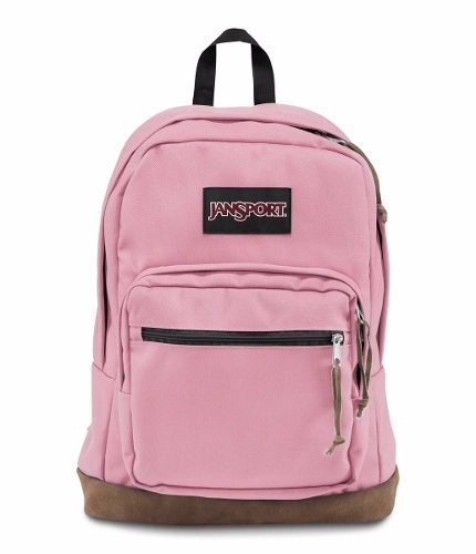Mochila Jansport Right Pack Vintage Pink Js00 Typ7-31g