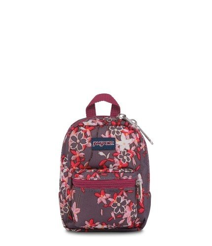 Porta Accesorios Jansport Lil Break Folk Floral Js0a32tt-40d