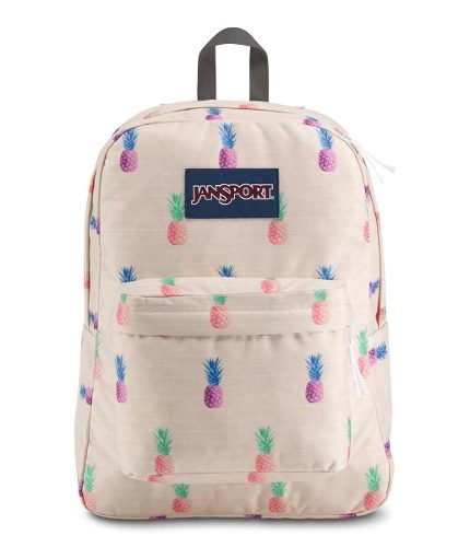 Mochila Jansport Superbreak Pineapple Punch Js00 T501-48l