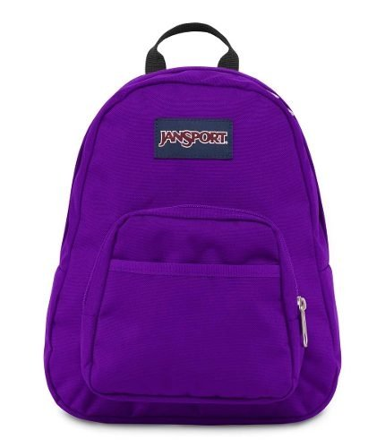 Mochila Jansport Half Pint Signture Purple Js00 Tdh6-31d