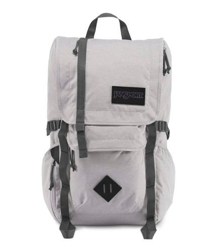 Mochila Jansport Hatchet Grey Heathered Poly Js00 T52s-3f6