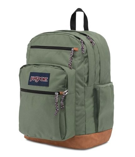 Mochila Jansport Cool Student Muted Green Js0a 2sdd-0hc