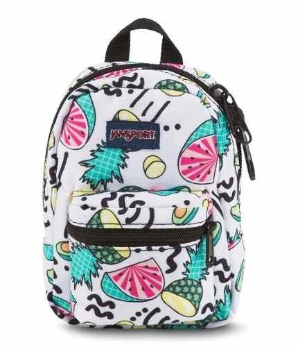 Porta Accesorios Jansport Lil Break Fruit Ninja Js0a32tt-34p