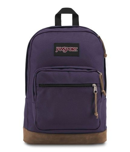 Mochila Jansport Right Pack Dahlia Purple Js00 Typ7-0rd