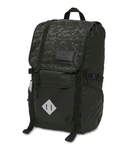Mochila Jansport Hatchet Spec Ed Black Dot Matr Js0a 2t2z0t4