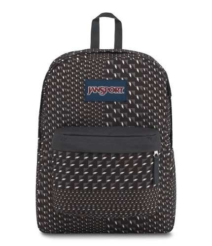 Mochila Jansport Superbreak Saw Tooth Js00 T501-41v - comprar online