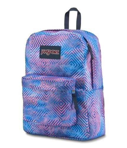 Mochila Jansport Superbreak Optical Clouds Js00 T501-40r - JanSport Argentina